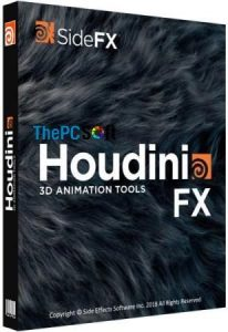 sidefx houdini crack latest version